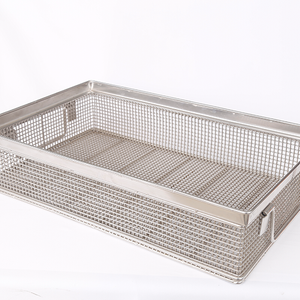 Industrial Wire Mesh Baskets/Cage