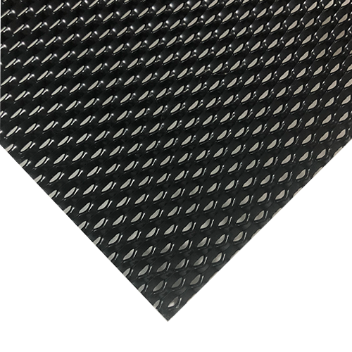 Aluminum Expanded Mesh Security Screen